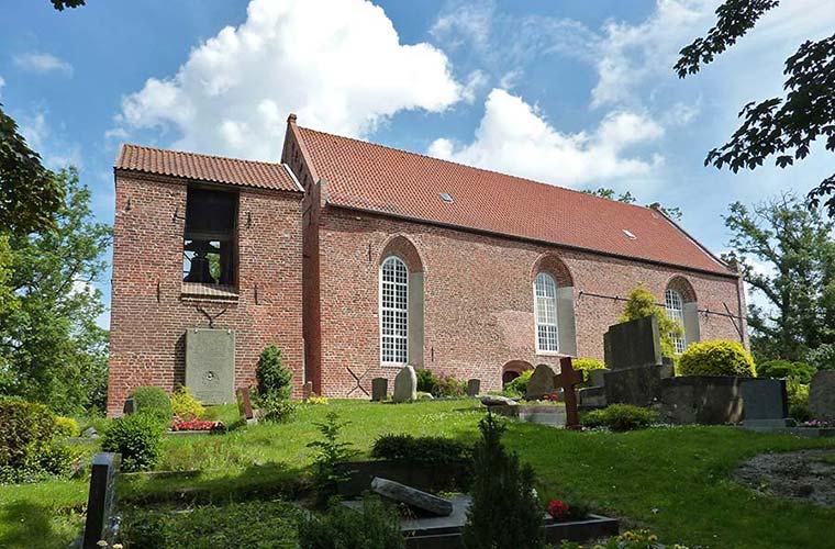 Warfkirche in Funnix