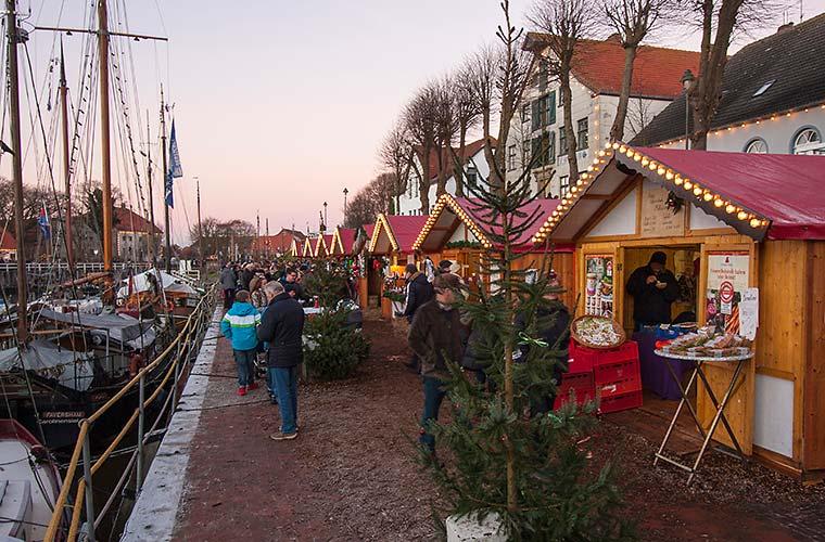 Wintermarkt Carolinensiel