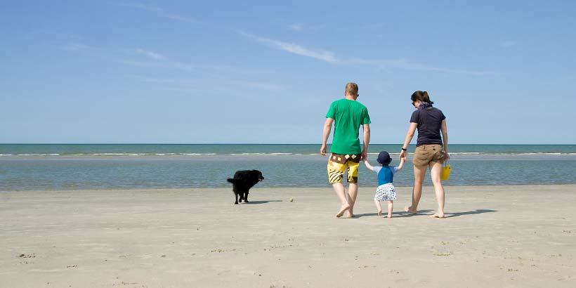 Urlaub mit Hund in Carolinensiel-Harlesiel