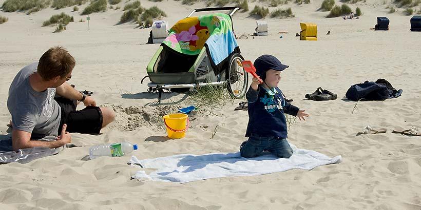 Urlaub mit Kindern in Carolinensiel-Harlesiel