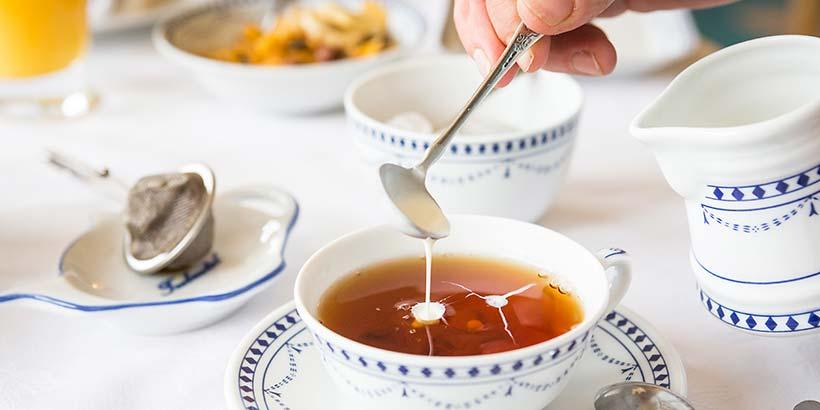Teetied in Ostfriesland